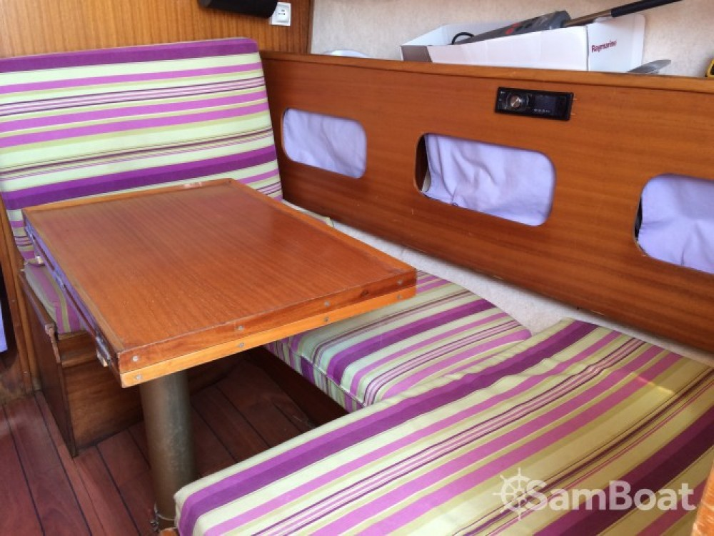 Alquiler de barcos Jeanneau Poker enCanet-en-Roussillon en Samboat
