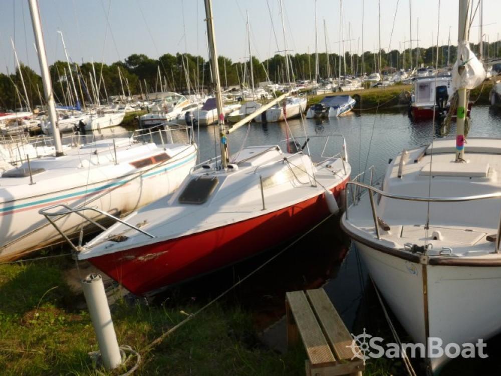 Alquiler de barcos Biscarrosse barato de Edel 5
