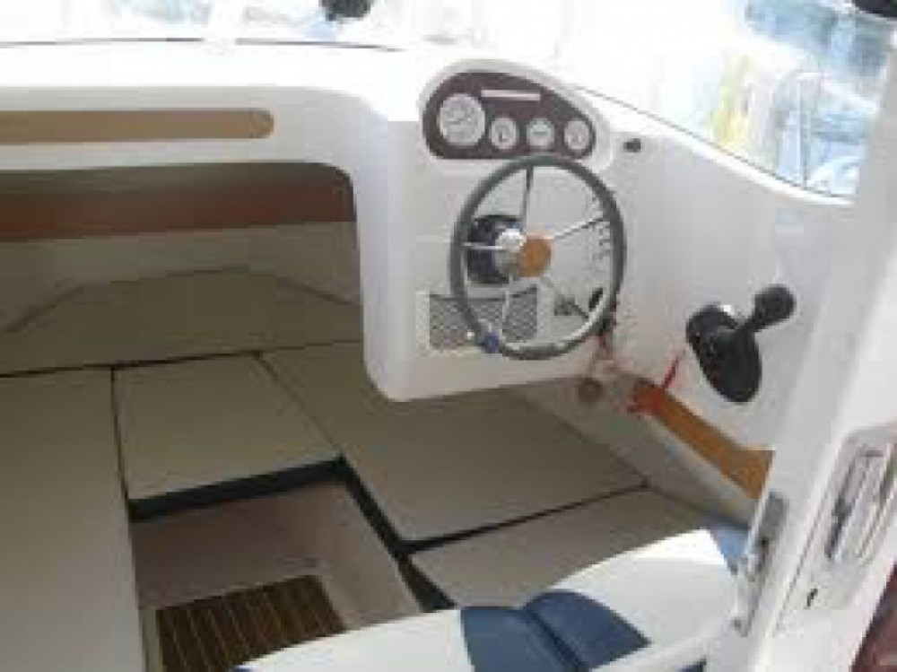 Alquiler Lancha en Lorient - Quicksilver Quicksilver 640 Pilothouse