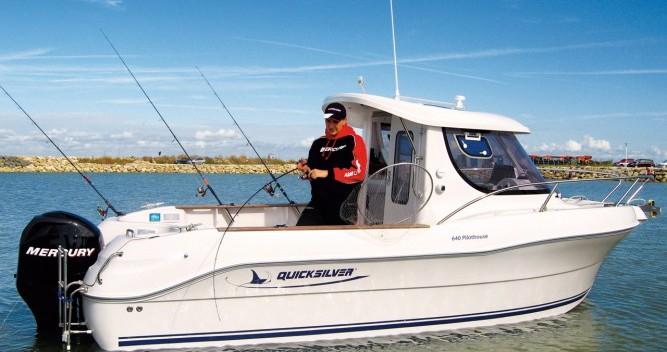 Alquiler de yate Lorient - Quicksilver Quicksilver 640 Pilothouse en SamBoat