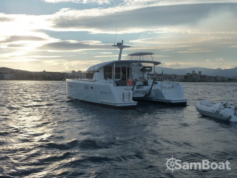 Lagoon Lagoon 40 Motor Yacht entre particulares y profesional Cannes
