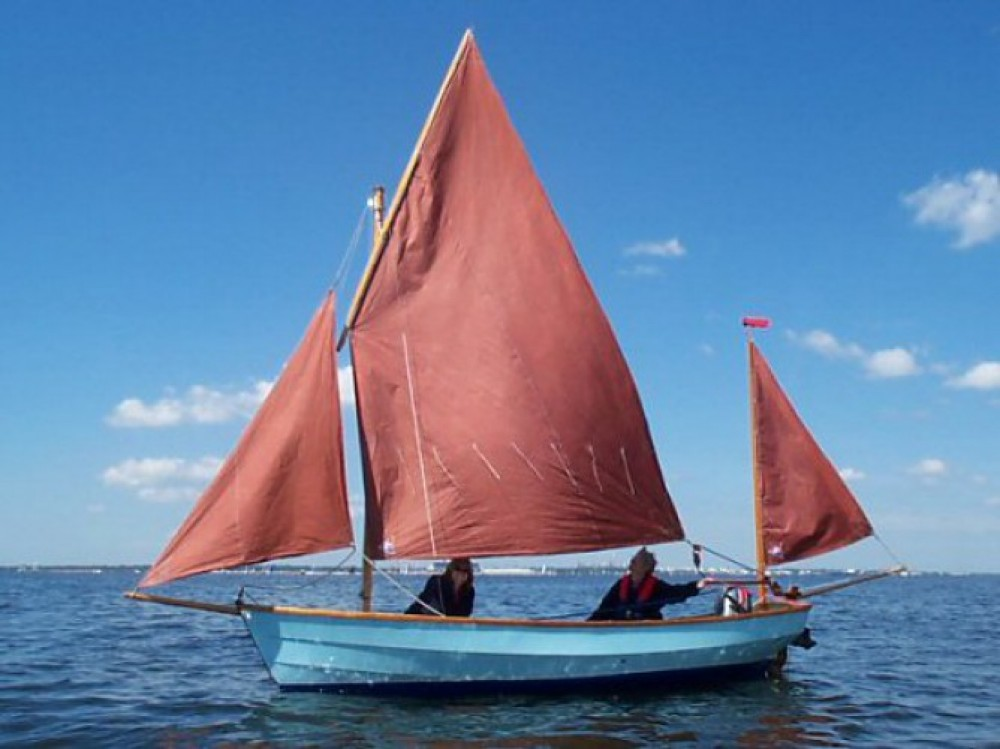 Alquiler Velero en Urrugne - Honnor Marine Devon Lugger
