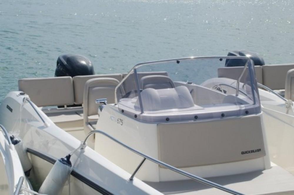 Alquiler de barcos Quicksilver Quicksilver 675 Activ Open enMarsella en Samboat