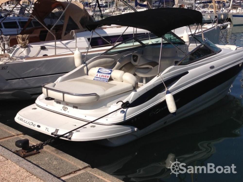 Alquiler de yate Fréjus - Crownline Crownline 260 LS en SamBoat