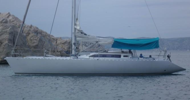 Alquiler de Alu-Boat-Prestige RIO en Marseille