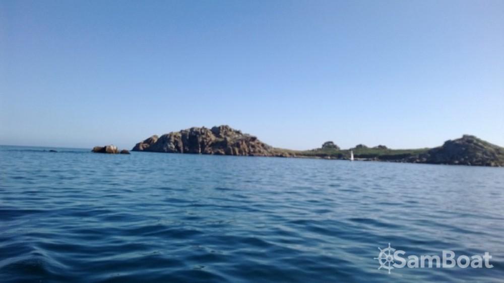 Alquiler de barcos Syla Pêche promenade 6,46m enPlougasnou en Samboat