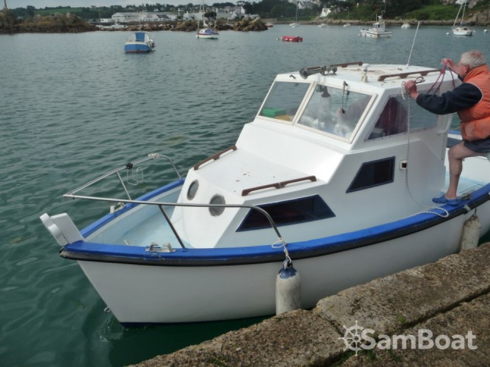 Alquiler de yate Plougasnou - Syla Pêche promenade 6,46m en SamBoat