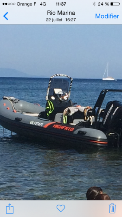 Alquiler de yate Saint-Malo - Highfield Ocean Master 540 en SamBoat