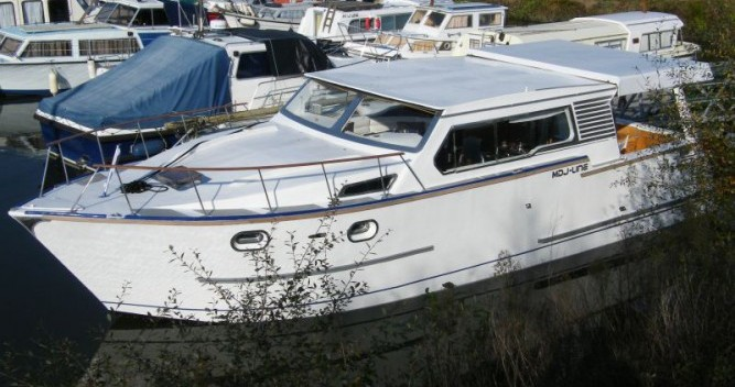 Tuckermann Houseboat entre particulares y profesional Messac
