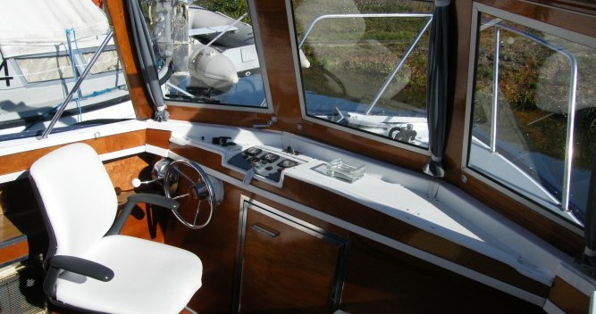 Alquiler Casa flotante en Messac - Tuckermann Houseboat