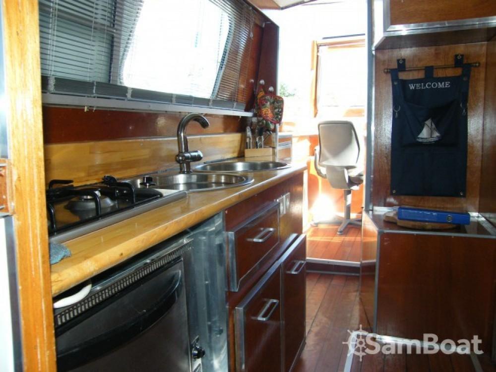 Alquiler Casa flotante en Guipry-Messac - Tuckermann Houseboat