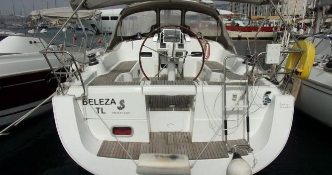 Alquiler de barcos Bénéteau Oceanis 37 enToulon en Samboat