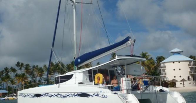 Alquiler Catamarán en Le Marin - Fountaine Pajot Mahe 36 Evolution