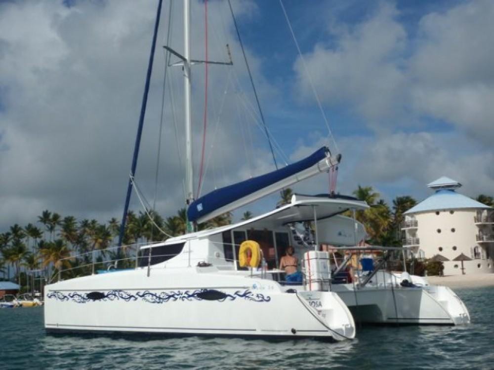 Alquiler de barcos Fountaine Pajot Mahe 36 Evolution enMartinica en Samboat