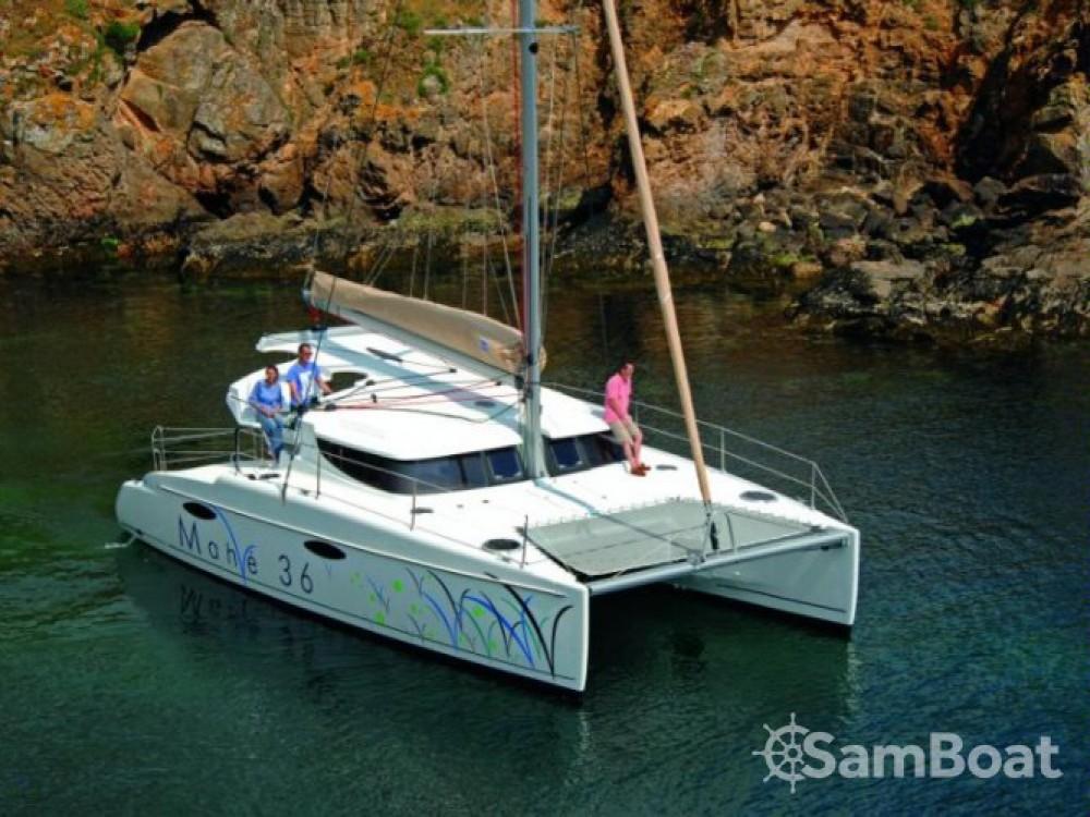 Alquiler de barcos Martinica barato de Mahe 36 Evolution
