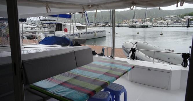 Alquiler Catamarán en Le Marin - Nautitech Open 40