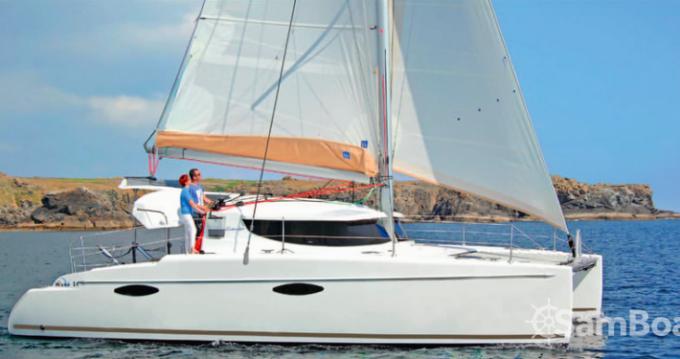 Alquiler de barcos Fountaine Pajot Mahe 36 Evolution enLe Marin en Samboat