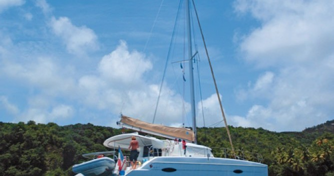 Alquiler de barcos Martinica barato de 41