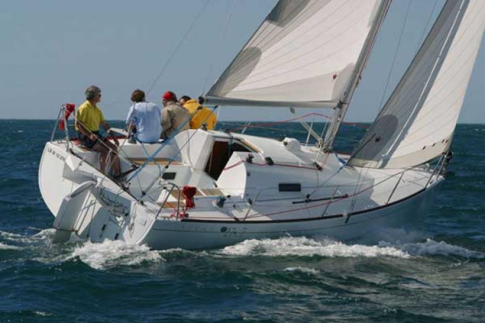 Alquiler de yate La Rochelle - Bénéteau First 27.7 en SamBoat