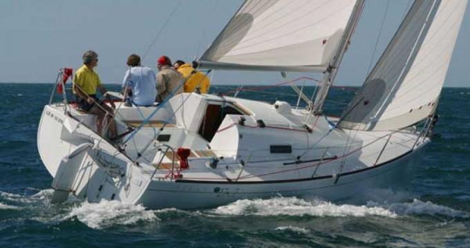Alquiler de barcos Bénéteau First 27.7 enLa Rochelle en Samboat