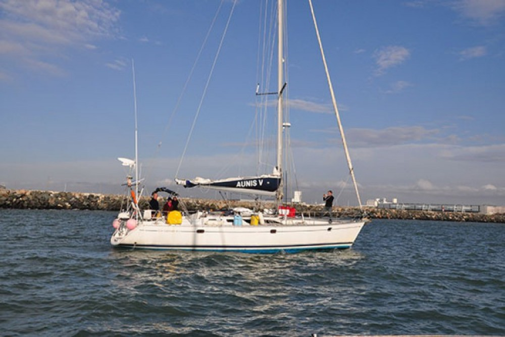 Alquiler de barcos Jeanneau Sun Odyssey 45.2 enLa Rochelle en Samboat