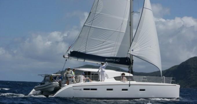 Alquiler de barcos Nautitech Nautitech 442 enLe Marin en Samboat