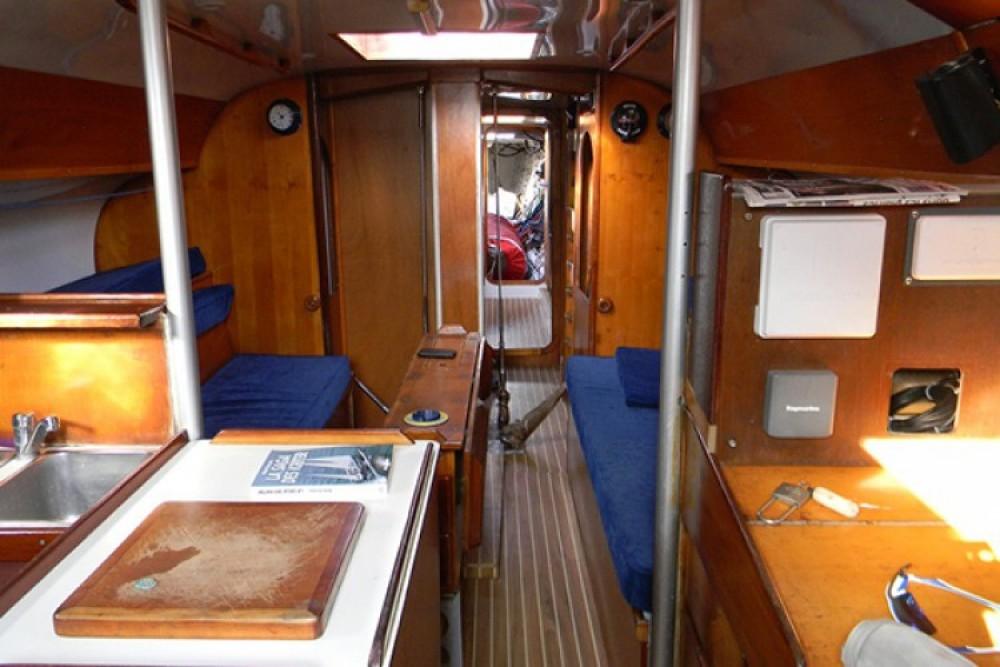 Alquiler de yate La Rochelle - Mauric-Pouvreau KVIII en SamBoat