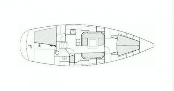 Alquiler de yate Cherbourg-en-Cotentin - Jumbo Jumbo 40 en SamBoat