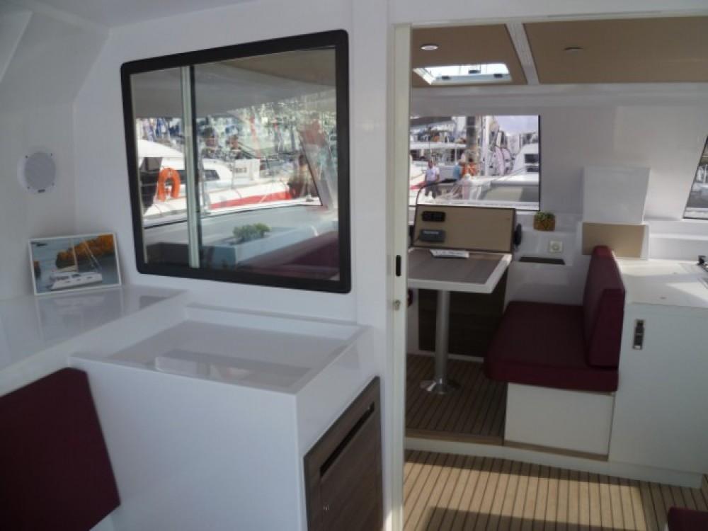 Alquiler de barcos  barato de Nautitech Open 40