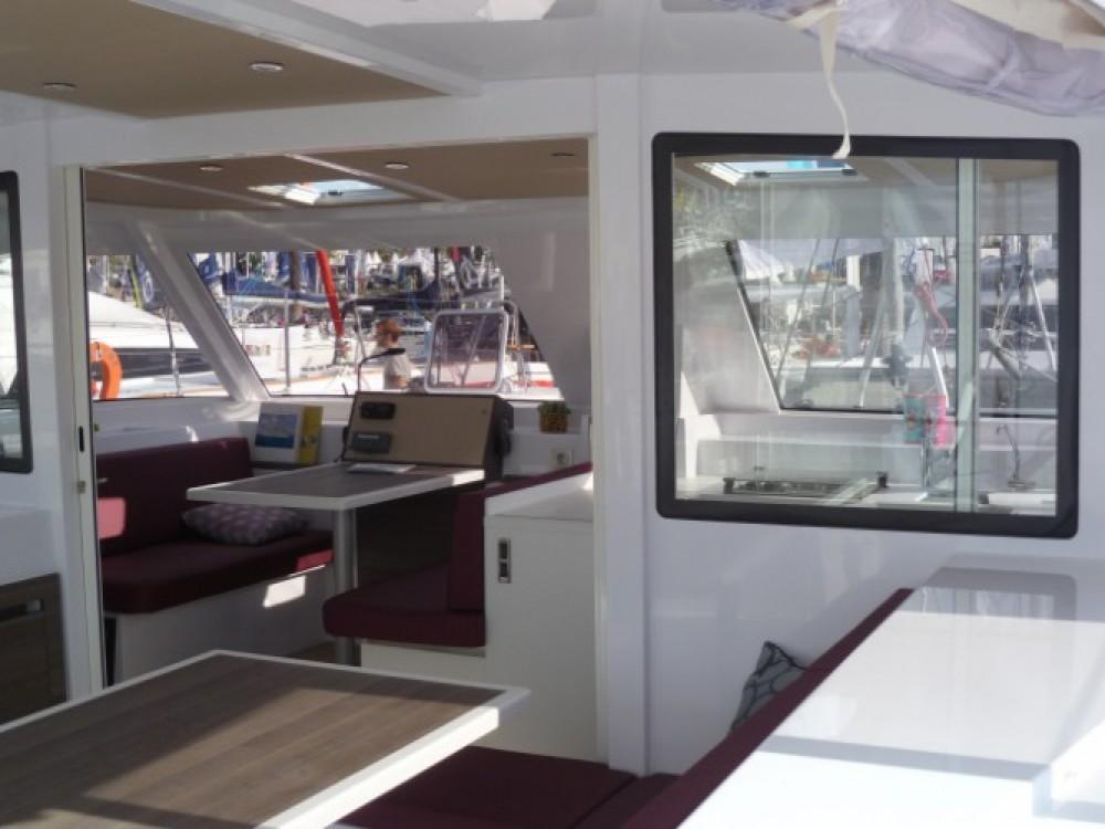 Alquiler de yate Martinica - Nautitech Nautitech Open 40 en SamBoat