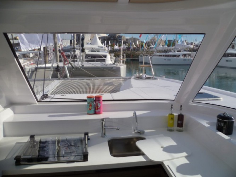 Alquiler Catamarán en Martinica - Nautitech Nautitech Open 40