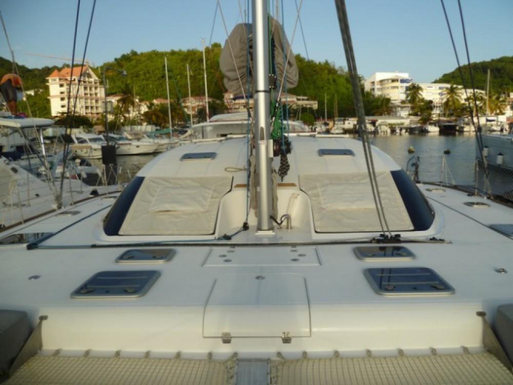 Alquiler de barcos Nautitech Nautitech 482 enMartinica en Samboat