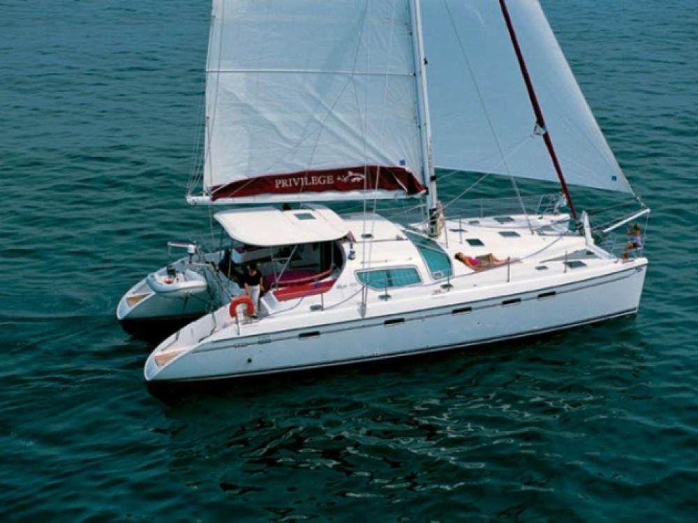 Alquiler de barcos Martinica barato de Privilege 495