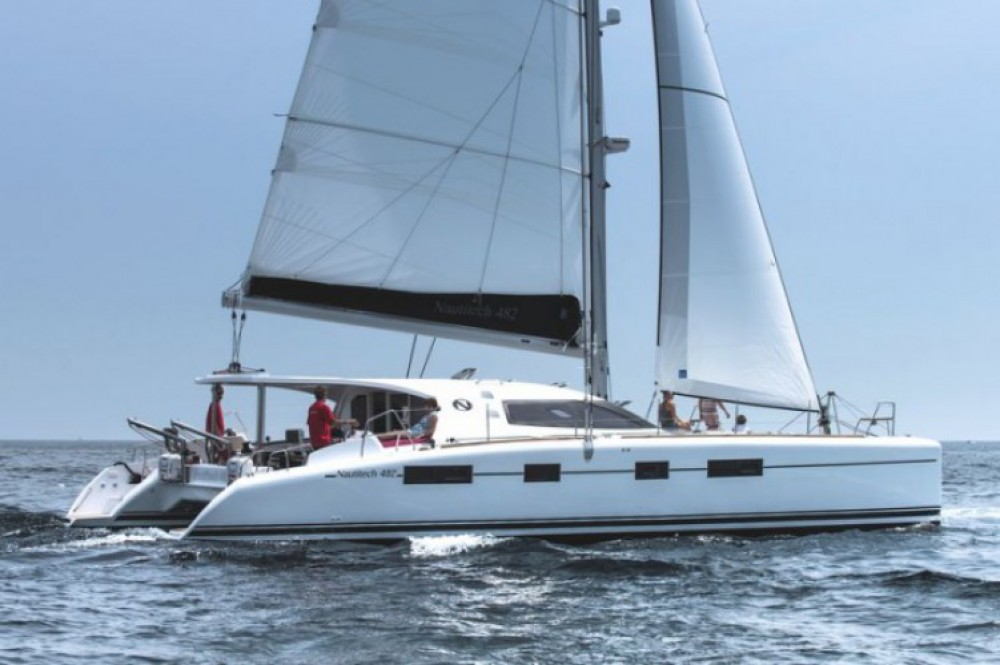 Alquiler de yate Martinica - Nautitech Nautitech 482 en SamBoat