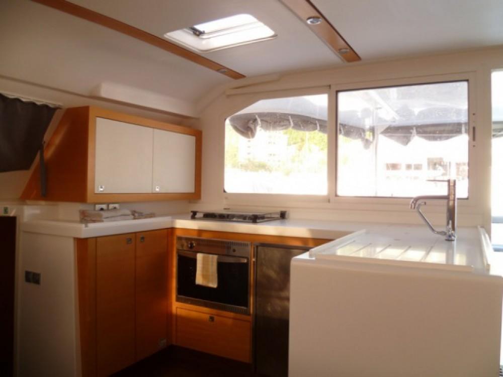 Alquiler Catamarán en Martinica - Nautitech Nautitech 482