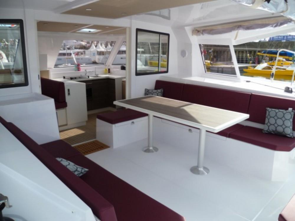Alquiler de barcos Nautitech Nautitech Open 40 en en Samboat