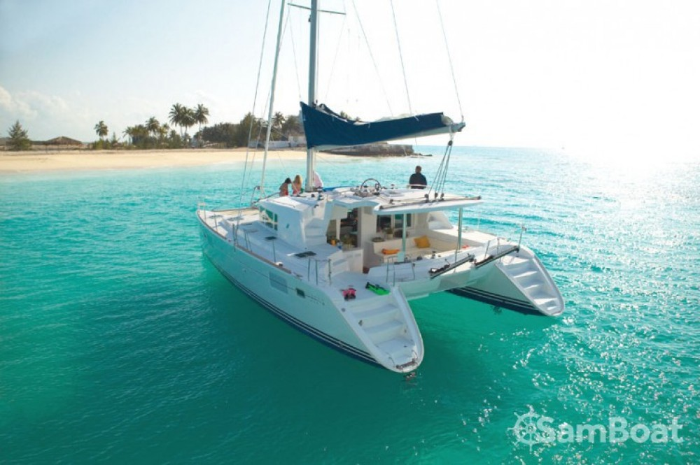 Alquiler Catamarán en Martinica - Lagoon Lagoon 400