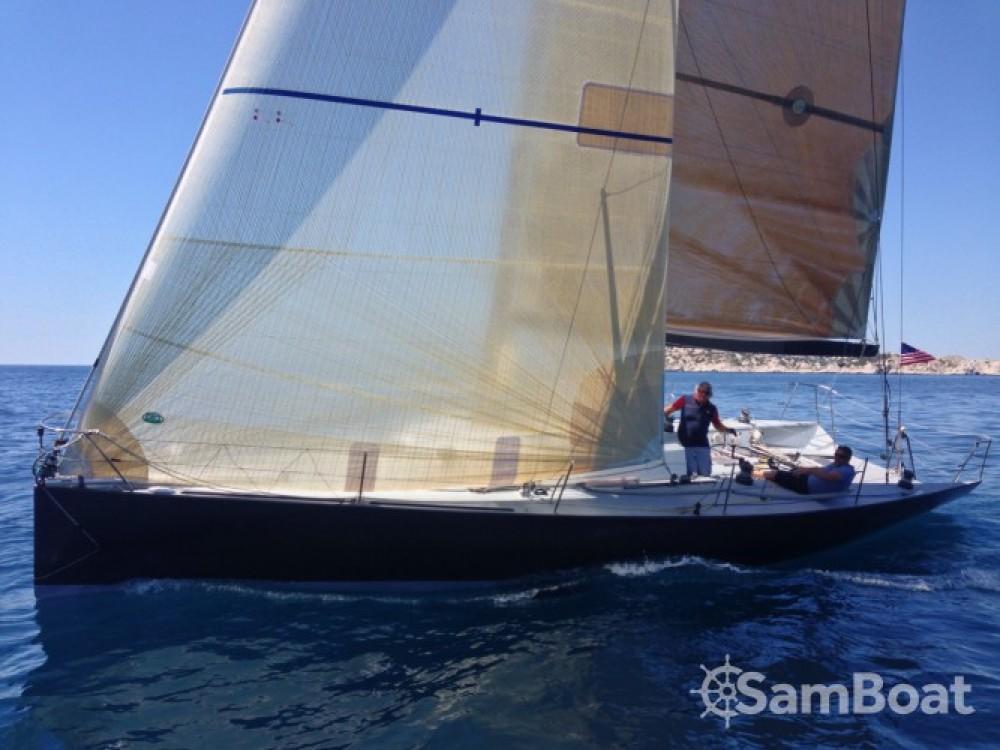 Alquiler de barcos Marsella barato de JTA 40