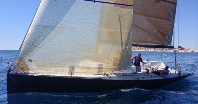 Jeanneau JTA 40 entre particulares y profesional Marseille