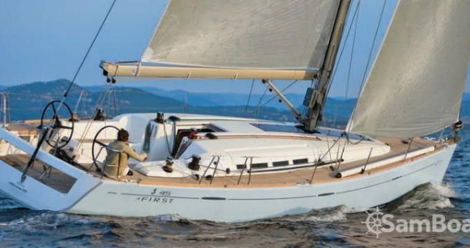Alquiler de barcos Bénéteau First 45 enLa Grande-Motte en Samboat