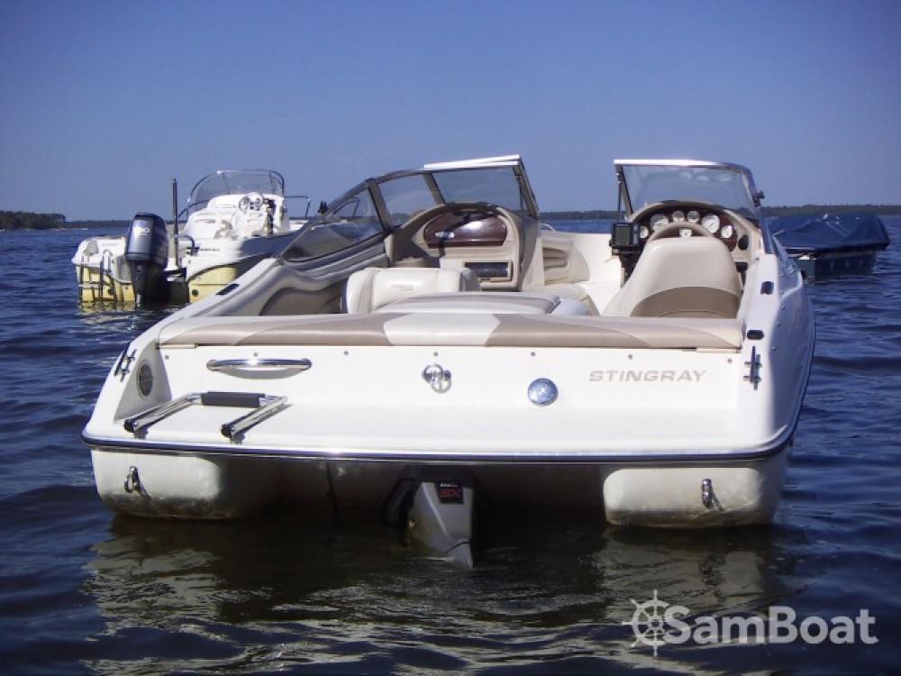 Alquiler de yate Lacanau - Stingray ls 185 en SamBoat
