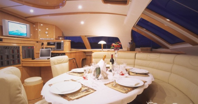 Alquiler Catamarán Alliaura-Marine con título de navegación