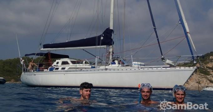 Bénéteau First 456 entre particulares y profesional Ajaccio