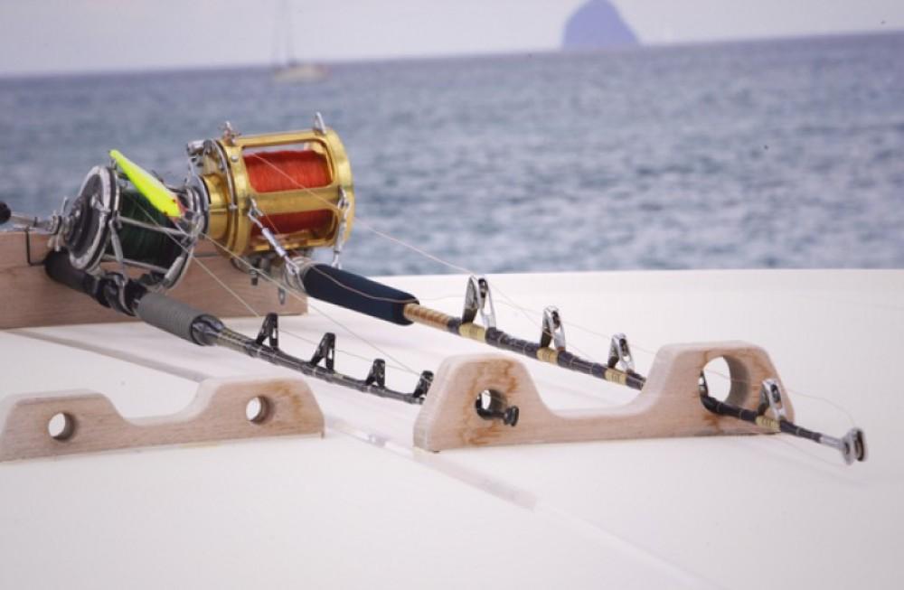 Alquiler de barcos Alliaura-Marine Privilege 585 enAjaccio en Samboat