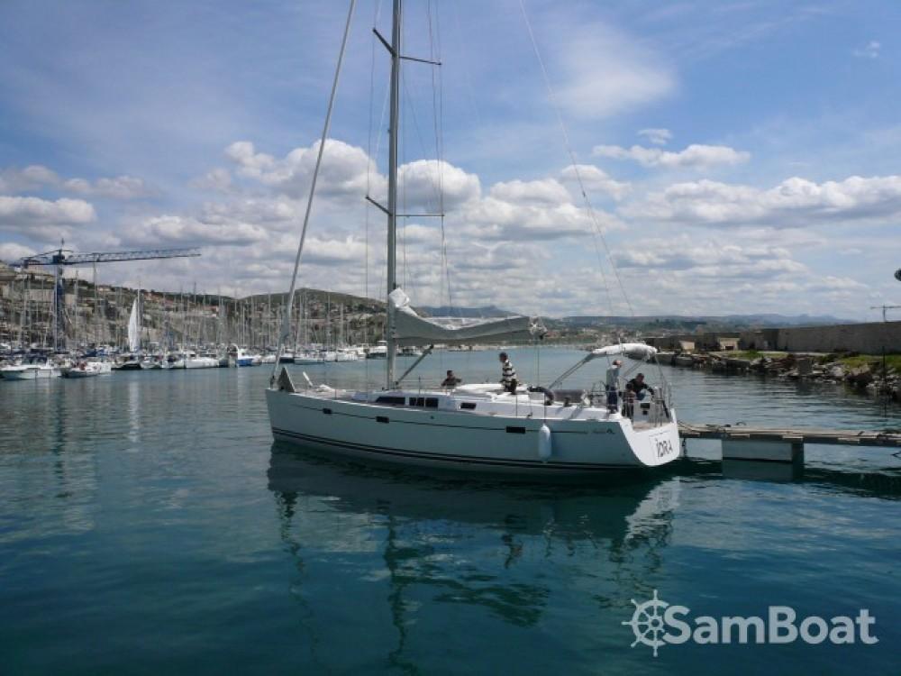 Alquiler de barcos Bandol barato de Hanse 470