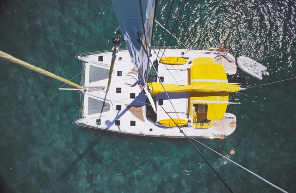 Alquiler Catamarán en Ajaccio - Alliaura-Marine Privilege 585