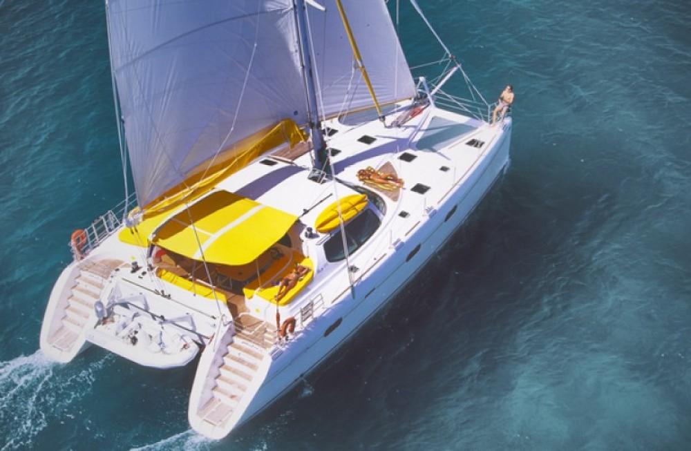 Alquiler de Alliaura-Marine Privilege 585 en Ajaccio