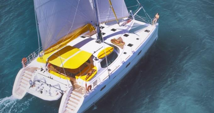 Alquiler de Catamarán, con o sin patrón Alliaura-Marine Ajaccio