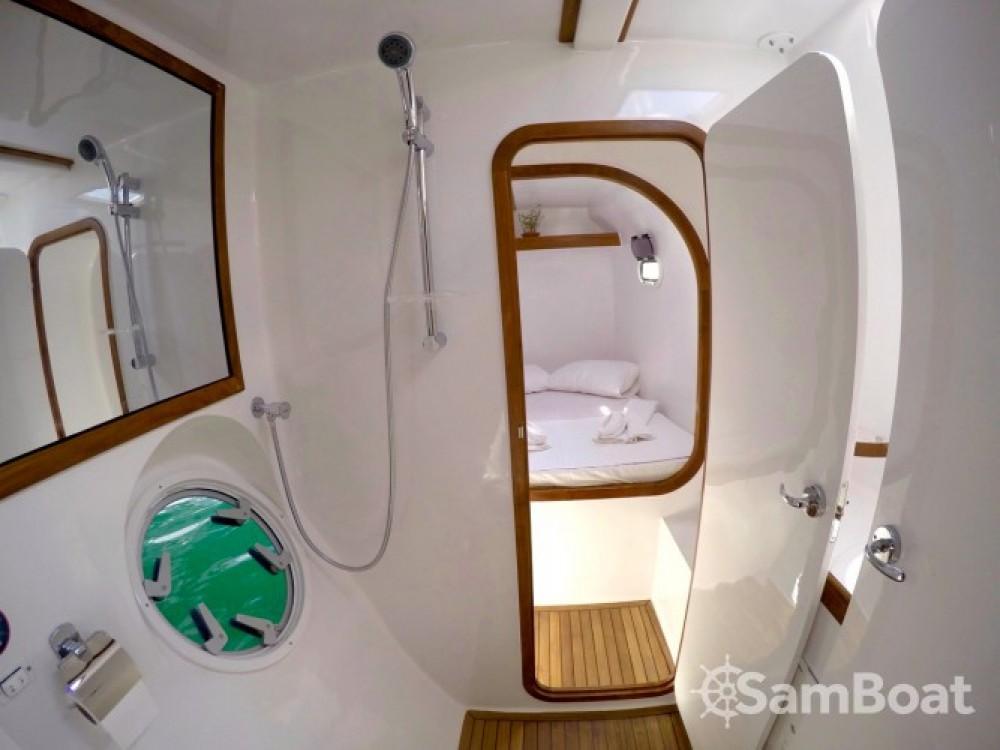 Alquiler de yate Galle - Catamaran-Jade One off 52' en SamBoat