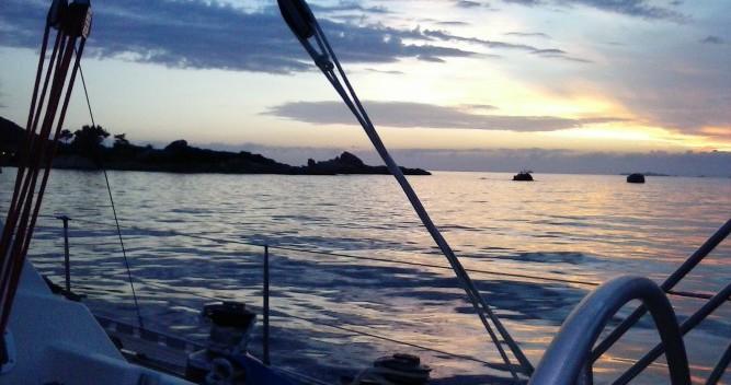 Alquiler de barcos Bénéteau First 456 enAjaccio en Samboat